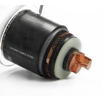 China 220 KV XLPE Insulated Power Cable on sale