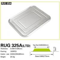China Foil Lid for Fast Food Container on sale