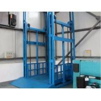 900kg - 3000kg Hydraulic guide rail elevator with 0.15m - 15m Lifting Height Manufactures