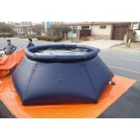 Onion Type 300L Flexible Water Tank For Outside Or Animal Drinking ,Easy To Carry Manufactures