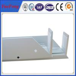 250W Anodizing Aluminum Solar Panel Frame with Key Corner Manufactures