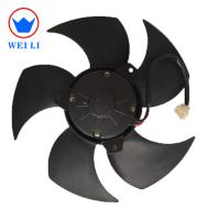 DC Electric Hvac Blower Motor For Truck, Bus Condensing Unit Fan Motor Manufactures