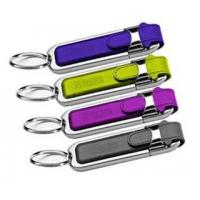 Leather USB 2.0 Flash Drive (NF-90) Manufactures