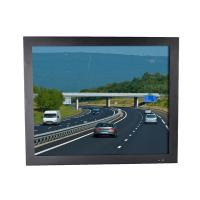 TFT 17 inch CCTV LCD Monitor built-in VGA / BNC input 12 volt Manufactures
