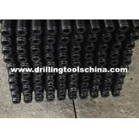 China 54mm BW Threaded Drill Rod / Heavy Wall Drill Pipe Forging Casting on sale