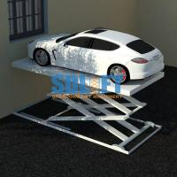 Portable Automotive Scissor Lift For Automatic Car Elevator Parking Systems Manufactures