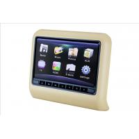 Active Headrest DVD Player HD 3G  Dual Channel AUX in for Honda Manufactures
