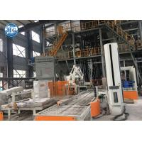 China High Efficiency Automatic Dry Mix Mortar Production Line With Packing Machine on sale