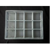 Commercial White Clear Plastic Egg Cartons Wide Application Range Manufactures