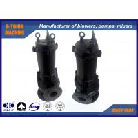 Mine Submersible grey water Pump head 25m , commercial sewage pumps Manufactures