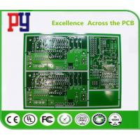 High Tolerance PCB Printed Circuit Board 4 Layer Fr4 1.6mm Board Thickness Manufactures