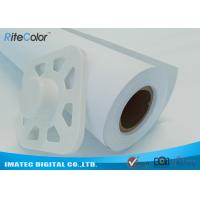 Water Based RC Photo Paper Indoor Poster Blank White Satin Printing Paper 190gsm Manufactures