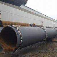 Steel Pipe Piles, ASTM A252 Spiral Welded Pipes Manufactures