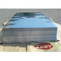 Mill Finished 6082 T6 Alloy Polished Aluminum Sheet Plate For Mechanical Used / Molding Used Manufactures