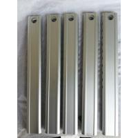 Anodized CNC Machining Aluminum Precision Extrusion Parts For LED Strip Lighting Manufactures