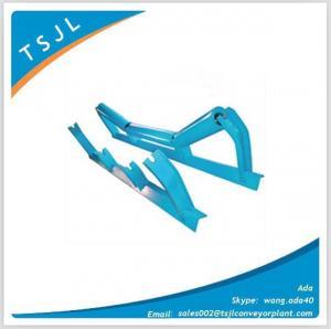 Belt conveyor trough idler frame Manufactures