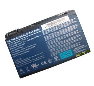 Dark Blue Li-ion Laptop Battery for Acer BATBL50L6 Manufactures