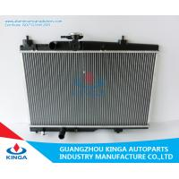 Toyota VIOS ' 02 MT Aluminium Car Radiators Core Size PA 350*638*16 Manufactures