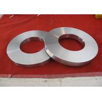 Hastelloy C2000 Nickel Alloy Flanges Forging Ring Disc Sleeves Oil Rusted Surface Manufactures