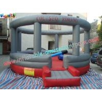 Commercial Inflatable Sports Games , Inflatable Interactives Fighting Game Manufactures