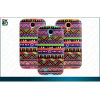 Hybird combo Samsung Galaxy Protective Cases  Folk Style PC TP Printing for Galaxy S4 Manufactures