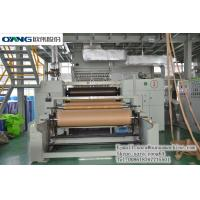 AW - 1600 Single Beam PP Spunbond Production Line Non Woven Making Machine Manufactures