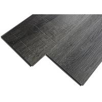 China Embossed Surface Waterproof Vinyl Wood Plank Flooring For Apartment / Office on sale