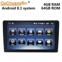 China Ouchuangbo car radio gps navigation for FAW N5 support BT MP3 mirror link android 8.1 OS 4+64 on sale