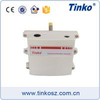 China Factory supply abs sensor duct mounting with flange temperature humidity sensor transmitters on sale