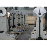 China Manual Control Charpy Impact Testing Machine For Measuring Metal Material on sale