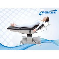China Electric General Surgical Operating Tables For Fluoroscopy Digital Radiography wholesale
