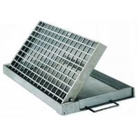 Gully Kerb Channel Galvanised Drainage Grates Mild Carbon Steel Q235 Material Manufactures