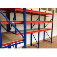 Quality Easy to Installation Light Duty Warehouse Storage Adjustable Retail Shelving Systems for sale