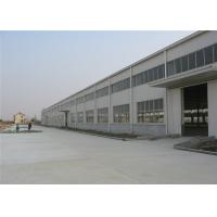China prefabricated industrial steel structure workshop / industrial shed building for sale on sale