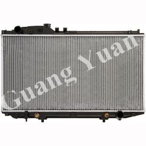 Hard Brazing Toyota Aluminum Radiator , Lexus Ls430 Radiator Oem 16400-50280 Dpi 2541 2575 Manufactures