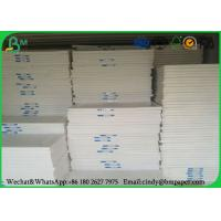 Office Using Woodfree Uncoated Mechanical Paper In Roll / Ream Size Customized Manufactures