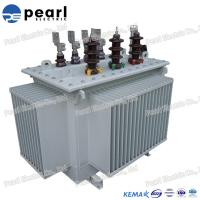 Low Loss Oil Cooled Transformers , ONAN Cooling Method Oil Filled Transformer Manufactures