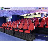 SGS Certificate 6D Motion Theater 24 Seater Dynamic System Mini Cinema Equipment Manufactures