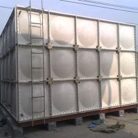 China FRP GRP SMC Water Tank Storage Tank for Drinking Water Treatment on sale