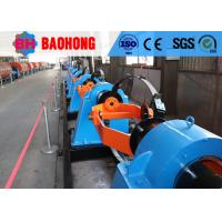 ISO Standard Wire Cable Stranding Machine For 100 Mm ACSR High Rotating Speed Manufactures