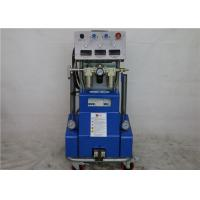 Automatic Polyurethane Foam Spray Machine With Horizontal Booster Pump Manufactures