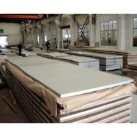 Quality ASTM 904L 304 316 410 Stainless steel hot rolled plate sheets 16mm N0.1 finish for sale
