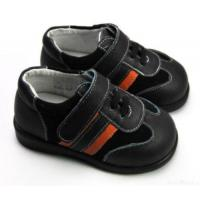 Freycoo 100% Authentice Leather Children Shoes Boys Manufactures