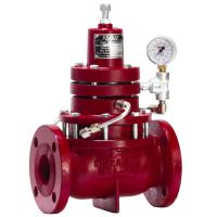 Gas Pressure Regulator Control Valve Accessories 150RF Connection Type Class VI Seal Manufactures