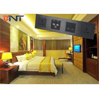 China Bluetooth Multimedia Media Hub Integrated Tempered Glass Front Panel For Hotel on sale