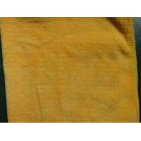 Knitted checked cloth colorful magic 30*40 printed custom microfiber quick dry towel Manufactures
