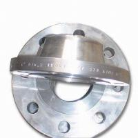 China Alloy Steel / Stainless Steel ASTM A105 Weld Neck Flanges For Shipbuilding CE, PED on sale