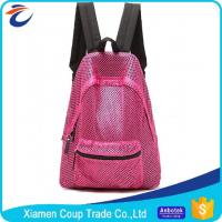 Leisure Style Promotional Products Backpacks Bicycle Travel Storage Bag Manufactures