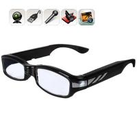 Hidden Camera | 1920*1080 Resolution HD Multi-Function Video Glasses with Motion Detecting Videotape Function