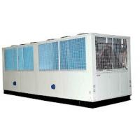 China 90kw ~ 330kw Single compressor, screw type Air cooled chiller heat pump on sale